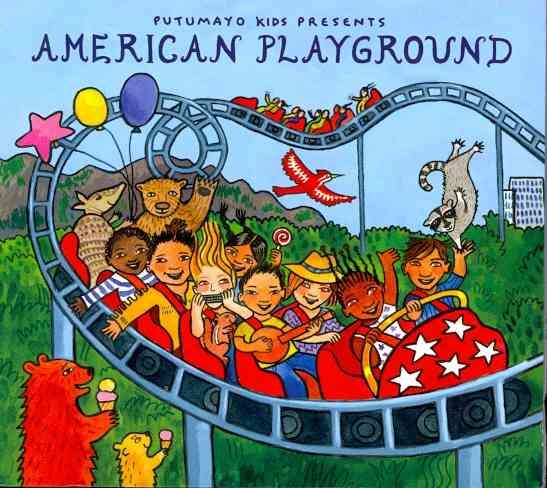 AMERICAN PLAYGROUND (CD)